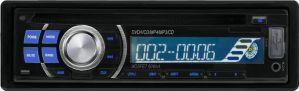 安い価格Univeral USB/SD/Aux/FMの1人のDIN車のDVDプレイヤー
