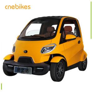 Chinese Slimme Auto Mini Elektrische Auto Met 4 Wielen Voor Europa