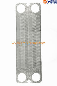 Gea Nt250L 격판덮개 열교환기 격판덮개