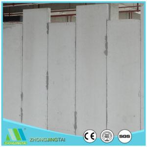 Structure en acier léger EPS panneau sandwich de ciment pour le projet de maison