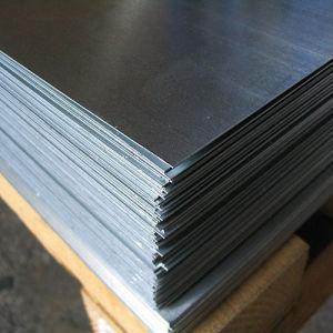 201 202 304 316 430 Placa de acero inoxidable