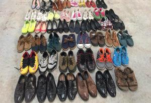 Triées utilisé chaussures chaussures Chaussures et d'occasion utilisé pour la vente