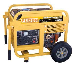Tencogen Dieselgenerator (TDG4000)