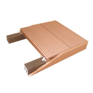 Ocox WPC Wooden Plastic Decking / Floor