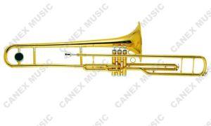 Trombone / Vannes à piston Trombones / T Trombone clé (TB10CK-L)