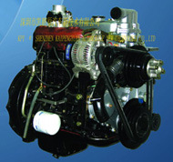 Moteur (CY4102Q/CNG-1)