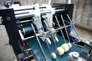 Auto de la carpeta de cartón corrugado Gluer GK-1100Encolado maquinaria (GS)