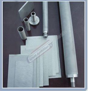 Los filtros de malla de alambre de metal sinterizado