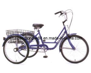 Não de Estrutura de aço triciclo comercial (SH-T007)