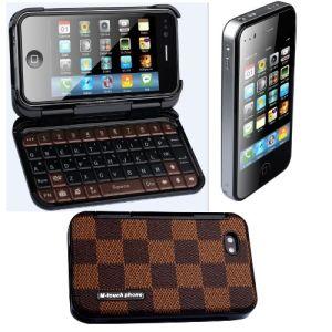 Telefono mobile eccellente della tastiera T7000 WiFi TV