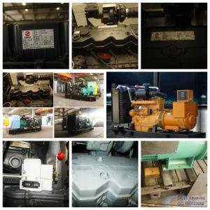 160 квт/200ква; 176квт/220Ква, Shangchai дизельных генераторах на базе модели двигателя Sdec sc7h250d2