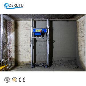 Yeso de cemento enlucido procesamiento automático de precios de maquinaria de la pared de la máquina