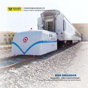 A energia da bateria Carro Ferroviário para transferência de Serviço Pesado