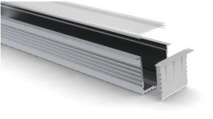 N/P4119 de potencia de 35mm LED Empotrables de Extrusión de perfil de LED de luz lineal