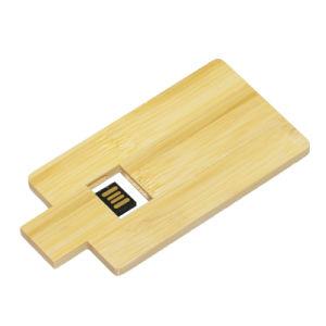 32GB ha personalizzato la fabbrica di alta qualità dell'azionamento della penna del USB della scheda dell'acero