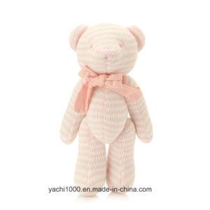 Les jouets en peluche Gros Ours tricotés