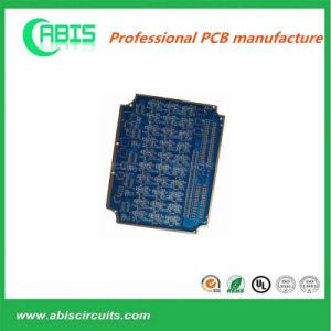 青インクPCBの電気堅い層のサーキット・ボード