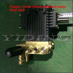 210bar/3000psi頑丈な高圧Triplexプランジャポンプ(3WZ-1814C/N)