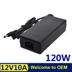 Sustitución de la última batería de portátil Accesorios Adaptador de cargador 120W 12V 1A