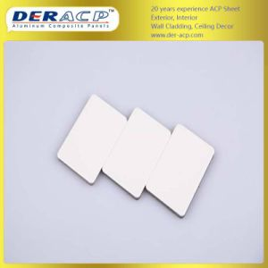 comitato composito di alluminio della metallina di 4mm/0.21mm per la scheda del segno