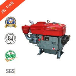 안전에 물에 의하여 냉각되는 농업 디젤 엔진 및 강한