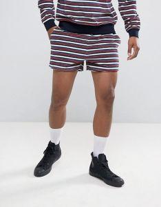 Shorts della Jersey degli uomini con la banda