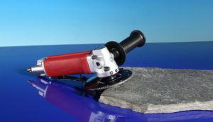 Smerigliatrice pneumatica di alta qualità per la molatura di pietra