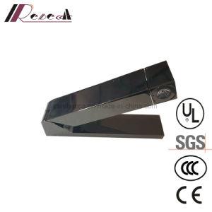 Aleación de zinc forma creativa de la grapadora de cabecera de la luz de pared LED