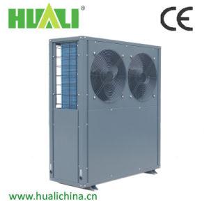 De dubbele Van de Bron lucht van de Uitlaat van Compressoren ZijWarmtepomp/Verwarmer van het Water van de Lucht