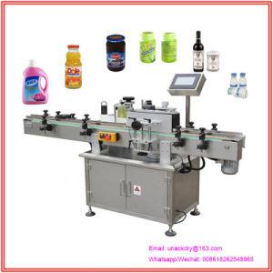 Automatische Etikettiermaschine für Aufkleber-/Getränk-Mineralwasser-Reinigungsmittel