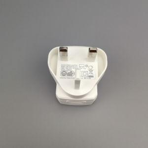 BRITISCHER Stecker 5V 1A 2A Wechselstrom-Spannungs-Adapter mit CB Bescheinigung