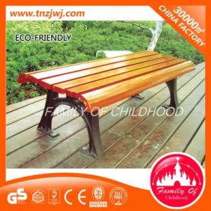 Cadeira de jardim de ferro fundido Cadeira de Lazer