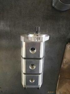 Minitype para escavadeira Kubota de Bomba de Engrenagens da Bomba Principal
