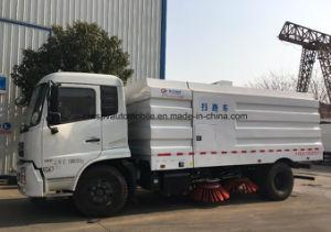 Ruedas de camión de Dongfeng 6 impresionantes 180 CV Camino Sweeper