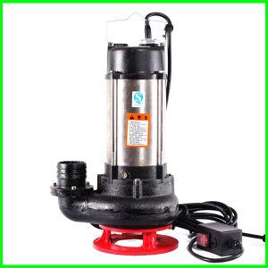 Wq cheBlocca la pompa per acque luride sommergibile dei residui
