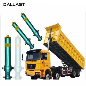 農業のトラックのための中国の多段式溶接された水圧シリンダ