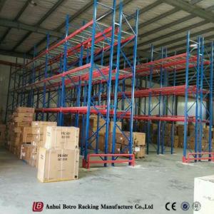 Het zware Industriële Rek van de Stroom van de Pallet van de Opslag van het Pakhuis van het Staal van de Opslag