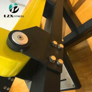 Strumentazione commerciale di forma fisica di ginnastica della pressa della cassa della pendenza della costruzione di corpo di macchina di concentrazione
