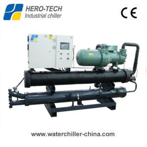 schraubenartiger wassergekühlter industrieller Kühler 100HP für HVAC