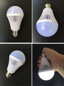 Usine Hotsales ampoule LED rechargeable Lampe d'urgence E27 B22