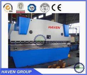 hydraulische Presse-Bremsen-Maschine CNC-200t