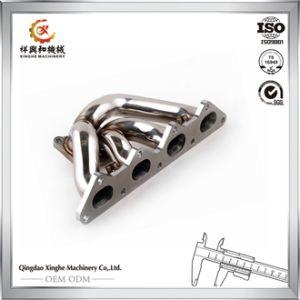 Acciaio inossidabile idraulico forgiato 316 collettore della valvola dell'acqua di 3 modi