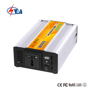 Inversor de 600W 24VDC a 120VAC