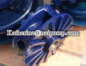 L'horizontale et de la pompe à rotor en polyuréthane Verical lisier (AH/SP)