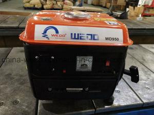 가정 사용 With0.65kVA를 위한 Wd950-5 가솔린 또는 휘발유 발전기