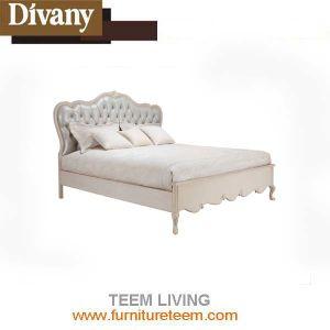 2016 neues Style für Home Use Leather französisches Style Bed