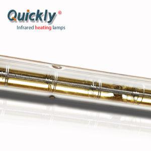 Lâmpada de aquecimento por infravermelhos de ondas curtas de aquecimento infravermelho Lâmpada de infravermelhos 230V 1500W