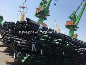 API5CT J55 N80 P110の継ぎ目が無い鋼鉄包装の管