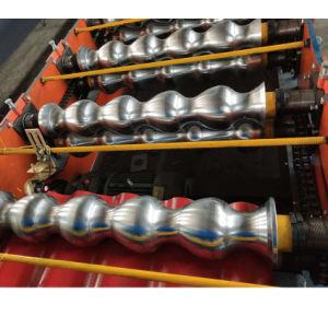1100 machine à profiler l'étape de tuiles en acier galvanisé