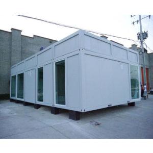 En Asie du Sud-Est préfabriqué 20FT Conteneur Flat Pack Office
